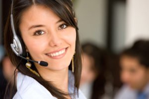 Customer Service & Receptionist Staffing
